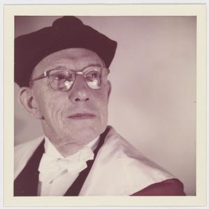 Portret van Johannes Leendert van Soest (1898-1983)