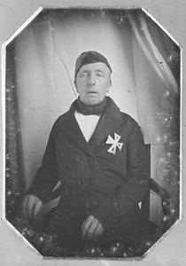 Portret van Adolf Jacob Hendrik Willem van Heeckeren (1784-1857)