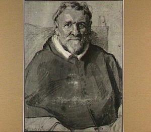 Portret van Michael Ophovius (1570-1637), bisschop van 's-Hertogenbosch