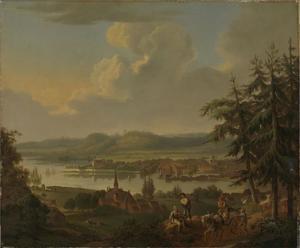 Uitzicht vanaf Ekebergåsen
