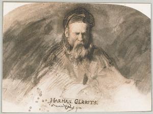 Portret van Harmen Gerritsz. van Rijn (1565-1630)