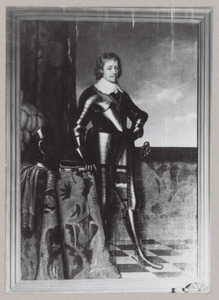 Portret van Frederik Hendrik van Oranje-Nassau (1584-1649)