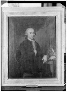 Portret van Maximiliaan Yvoy (1717-1783)
