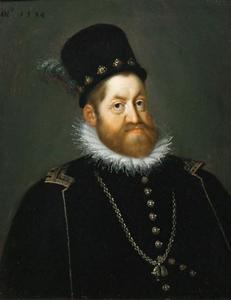 Portret van keizer Rudolf II (1552-1612)