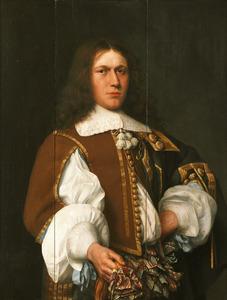 Portret van een 19-jarige man