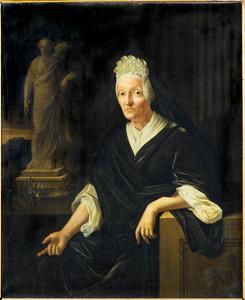 Portret van Margaretha Bonser (1629-1711)