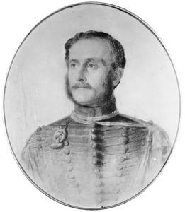 Portret van Guillaume Albert Charles Herman von Goedecke (1816-1885)