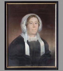 Portret van Sara Hester Klamberg (1789-1858)