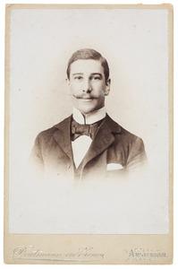 Portret van Jan Dionijs Viruly (1882-1965)
