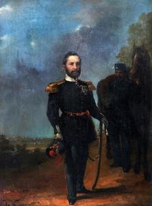 Portret van Christiaan Philip Winckel (1799-1861)