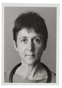 Portret van Hripsimé Visser