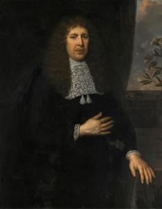 Portret van een onbekende man, mogelijk van de familie Nispen
