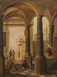 Jozef in het huis van Potifar
