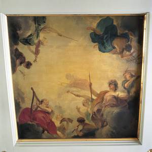 Apollo en de vrije kunsten