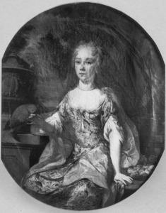 Portret van Maria Jacoba van Bredehoff (1711-1772)