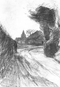 Dorpskerk in Blaricum
