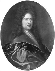 Portret van Jacobus Akersloot (1659-1727)