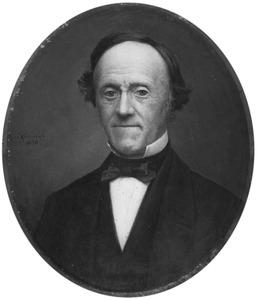 Portret van Corneille Adrien Vriesendorp (1807-1870)