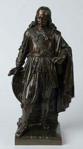 Portret van Michiel de Ruyter (1607-1676), Nederlandse admiraal