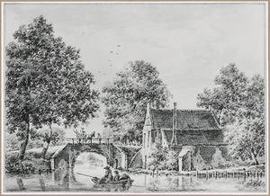 De Geinbrug over de Doorslag in Jutphaas