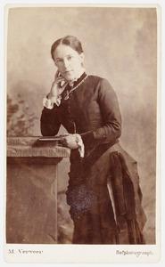 Portret van Geertruida Ketelaar (1846- )