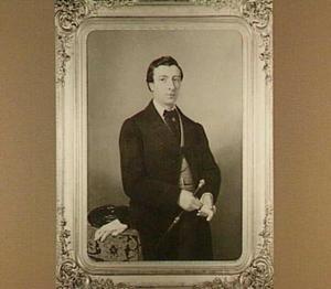 Portret van Mr. Simon van Gijn
