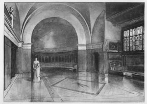Het derde atelier van Laurens Alma Tadema in Londen