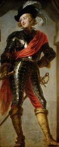 Portret van kardinaal-infant Ferdinand  (1609-1641)