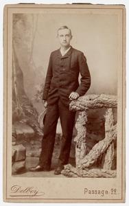 Portret van Frederik Theodorus van der Wyck (1874-1890)