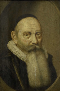 Portret van Jacobus Rolandus (1562-1632)