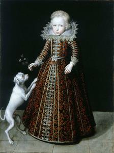 Portret van prins Ulrik van Denemarken (1611-1633)