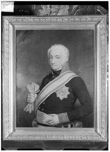 Portret van Friedrich Wilhelm Ernst von Knobelsdorff (1752-1820)