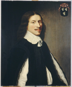 Portret van Franco van der Goes (1621-1700)