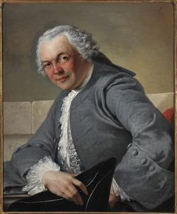 Portret van Claude Tolozan (1728-1798)