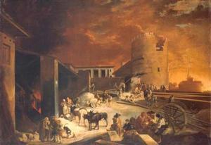 Romeinse kalkoven