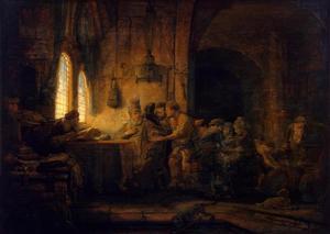 De gelijkenis van de arbeiders in de wijngaard (Mattheus 20:1-16)