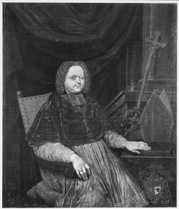 Portret van Cornelis Johannes Barchman Wuytiers (1693-1733)