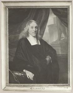 Portret van Govert van Slingelandt (1623-1690)
