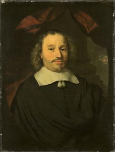 Portret van Hendrik Wijnands (?-1676)