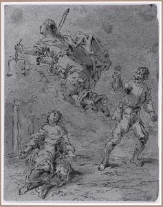 De Waarheid en de Gerechtigheid (Suenos 1641, boek I, tweede droom)