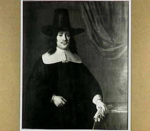 Portret van Jasper de Le Becq (1628-?)