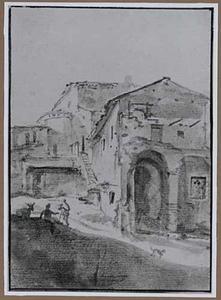 Romeinse binnenplaats