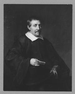 Portret van waarschijnlijk David Rutgers (ca. 1601-1668)