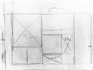 Sheet G: rectangle composition