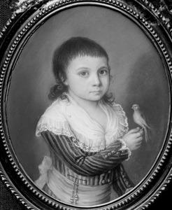Portret van Guillaume Jean Jacques Nairac ( -1845)
