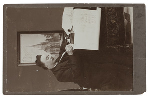 Portret van Martinus Andreas van Zanten (1845-1917)
