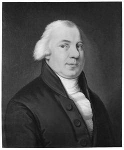 Portret van Adrianus Josephus van Berckel (1751-1812)