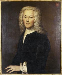 Portret van een man, waarschijnlijk Willem Engelen (1709-1790)