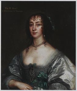 Portret van Elizabeth Howard, Countess of Peterborough (1603-1671)
