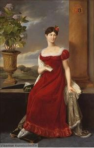 Portret van Mary Lodge (1794-1879)